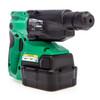 HiKOKI DH24DVC 24V 4kg SDS+ Rotary Hammer Drill (2 x 2.0Ah NiMH Batteries) 6