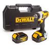 Dewalt DCF880M2-NC 18V XR Compact Impact Wrench (2 x 4.0Ah Batteries) - No Charger 2