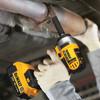 Dewalt DCF880M2-NC 18V XR Compact Impact Wrench (2 x 4.0Ah Batteries) - No Charger 4