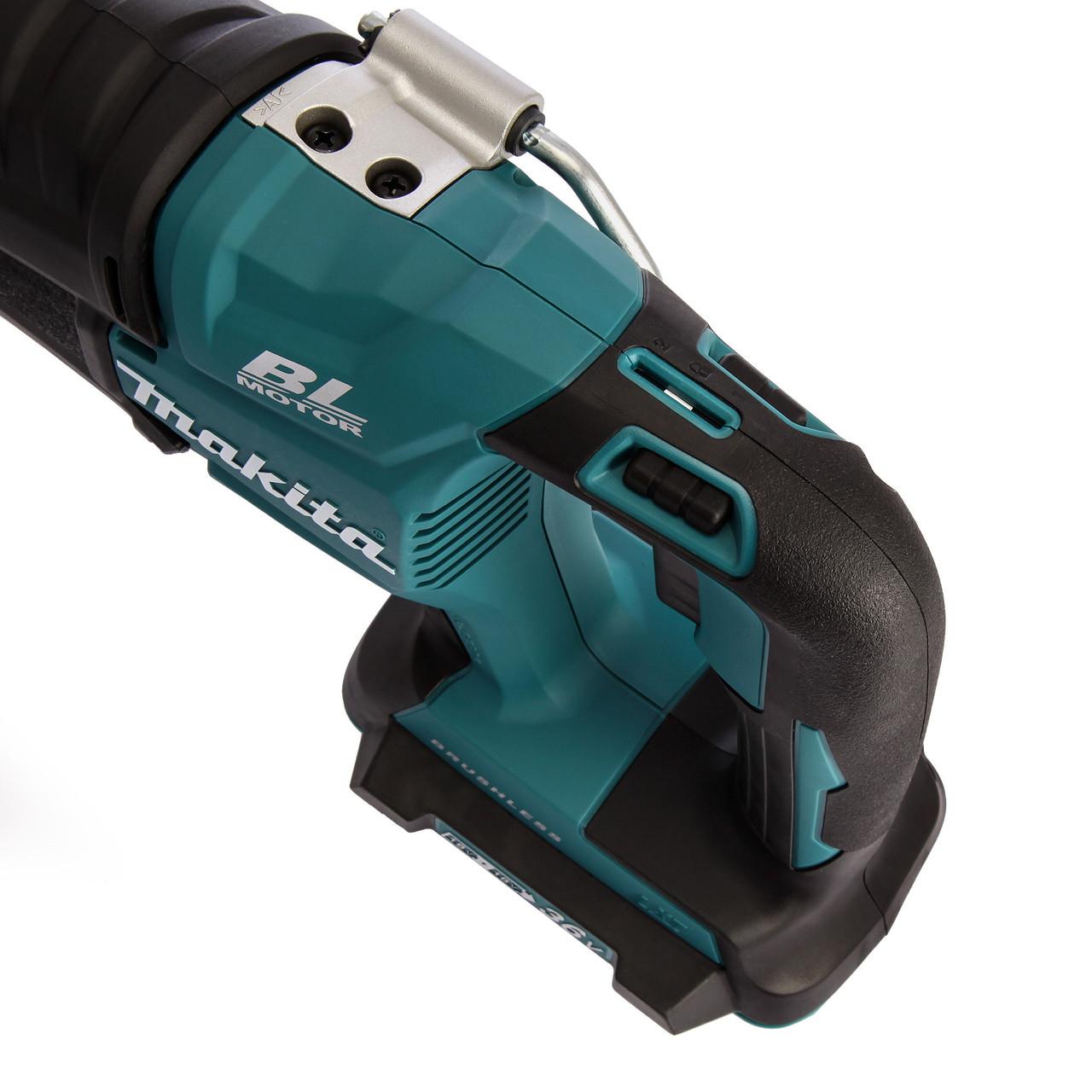 Makita XRJ05Z 18V Brushless Reciprocating Saw - XRJ05Z-NBX