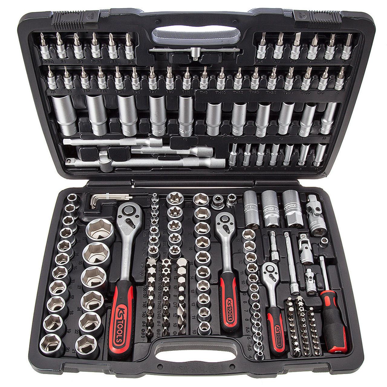 6mm KS Tools 911.1406 1//4 Stecknuss