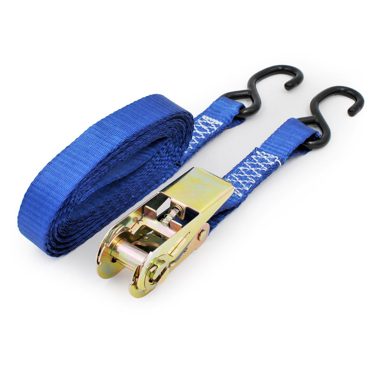 25MM wide Ladderlock Webbing cart Laggage tie down fastening strap x Pair