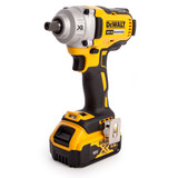 Dewalt DCF894P2 18V XR Brushless Impact Wrench High Torque (2 x 5.0Ah Batteries) - 9
