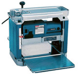 Makita 2012NBX 110V Planer / Thicknesser with Hood & Stand - 4