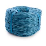 Blue Polypropylene Rope - 6mm x 220 Metres - 2