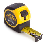Stanley 0-33-719  Metric/Imperial FatMax Blade Armor Tape Measure with 32mm Blade 5m / 16ft - 4