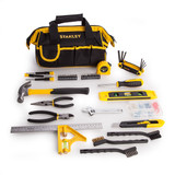 Stanley Ultimate Home Tool Kit with 43 Tools - Perfect for DIY - Complete with Toolbag - 1