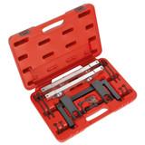 Buy Sealey VSE6111 Petrol Engine Setting/Locking Tool Kit - BMW 2.5, 3.0 N51/n52/n52k/n53/n54 - Chain Drive at Toolstop