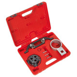 Buy Sealey VSE5875 Petrol Engine Setting/Locking & Coolant Pump Kit - Vauxhall/Opel, Fiat 2.2 16v - Chain Drive at Toolstop