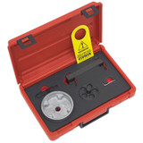 Buy Sealey VSE5025 Petrol Engine Setting/Locking Kit - Audi 2.5 TFSI - Chain Drive at Toolstop