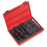 Buy Sealey VSE5010 Diesel Engine Setting/Locking Kit - Land Rover 3.6 V8 - Chain Drive at Toolstop