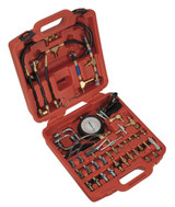 Buy Sealey VSE212 Fuel Injection Pressure Test Kit at Toolstop