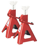 Buy Sealey VS2012 Axle Stands 12tonne Capacity Per Stand 24tonne Per Pair Ratchet Type at Toolstop