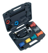 Buy Sealey VS0031 Cooling System & Cap Testing Kit at Toolstop
