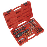 Buy Sealey SX0408 Damaged Glow Plug Removal Set 8 & 10mm at Toolstop