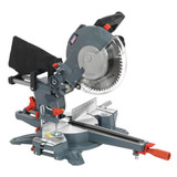Buy Sealey SMS255 Double Sliding Compound Mitre Saw 250mm 240V at Toolstop