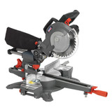 Buy Sealey SMS216 Double Sliding Compound Mitre Saw 216mm 240V at Toolstop