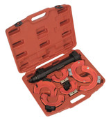 Buy Sealey RE229 Professional Coil Spring Compressor Set 1000kg at Toolstop