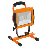 Buy Sealey LED109CO Rechargeable Portable Floodlight 30smd Led Lithium-ion - Orange at Toolstop
