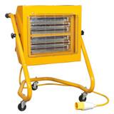 Buy Sealey IRS153110V Infrared Heater 1.5/3.0kw 110V at Toolstop