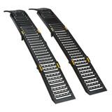 Buy Sealey FCR500 Steel Folding Loading Ramps 500kg Capacity Per Pair at Toolstop