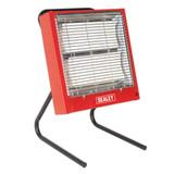 Buy Sealey CH2800 Ceramic Heater 1.4/2.8kw 240v at Toolstop