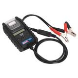 Buy Sealey BT2014 Digital Battery & Alternator Tester With Printer at Toolstop