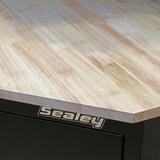 Buy Sealey APMS18 Oak Corner Worktop 930mm at Toolstop