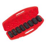 Buy Sealey AK885 Metric Impact Socket Set Deep 3/4in Square Drive (8 Piece) at Toolstop