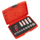 Buy Sealey AK751 Bolt, Stud & Screw Extractor Set 18pc at Toolstop