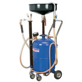 Buy Sealey AK456DX Mobile Oil Drainer With Probes 35ltr Air Discharge at Toolstop