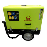 Buy Pramac P6000S Super Diesel Generator 110V/240V at Toolstop