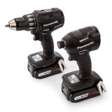 Panasonic EYC 215 LS2F Cordless 14.4V Drill Driver / Impact Driver Twinpack (2 x 4.2Ah Batteries) - 6