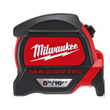 Milwaukee 48227216 Metric/Imperial Premium Mag Tape Measure 5m / 16ft - 2