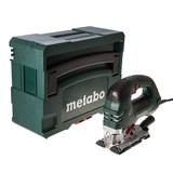 Buy Metabo STEB 140 Plus Orbital Jigsaw 750W Bow Handle + MetaLoc II Carry Case 240V at Toolstop