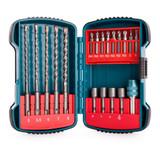 Makita P-66086 SDS+ Hammer Drill and Drive Set 19 Piece - 2