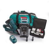 Makita GN900SEX1 - 7.2V Gas Nailer Kit + Job Site Radio, Cleaning Kit & Carry Bag - 4