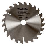 Makita D-03333 Circular Saw Blade 165mm x 20mm x 24T - 1