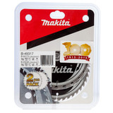 Makita B-49317 Specialized TCT Saw Blade Twin Pack for Wood 165mm x 20mm x 24 & 40T - 2