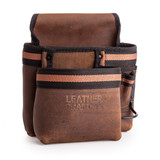 Leather Craft LC503 Single Pouch with Hammer Holder - 4