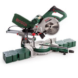 Bosch PCM 8 SD Sliding Mitre Saw with Dual Bevel Function 1200W 216mm 240V - 10