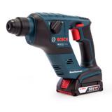 Bosch GBH 18 V-LI 18V Compact SDS Plus Hammer Drill (2 x 2.0Ah Batteries) - 7