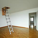 Youngman 301001 Telescopic Loft Ladder Aluminium 2.9 Metres / 9.51 Feet - 1