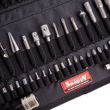 Buy Trend Snappy SNAP/TH2/SET Fabric Tool Holder Set (60 Piece) at Toolstop