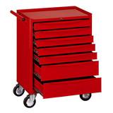 Buy Teng TCW807SV Roller Cabinet 8 Series 7 Drawers at Toolstop