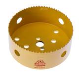Starrett FCH0438 Bi-Metal Fast Cut Holesaw 4 3/8in / 111mm - 1