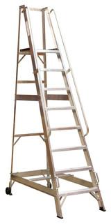 Buy Sealey WS11 Warehouse Steps 11-tread at Toolstop