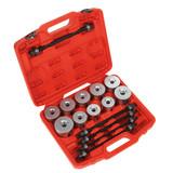 Buy Sealey VS7026 Bearing & Bush Removal/installation Kit 27pc at Toolstop