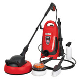Buy Sealey PW1600 Pressure Washer 110 Bar With Accessory Kit, TSS & Rotablast Nozzle 240V at Toolstop