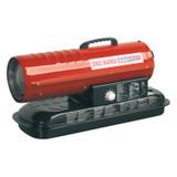 Buy Sealey AB708 Space Warmer Paraffin, Kerosene & Diesel Heater 70,000btu/hr Without Wheels at Toolstop